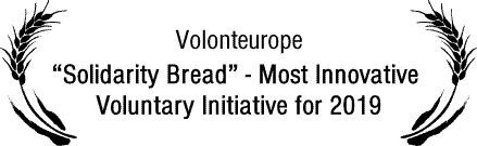 "Volonteurope - ""Solidarity Bread"" - Most Innovative Voluntary Initiative for 2019"